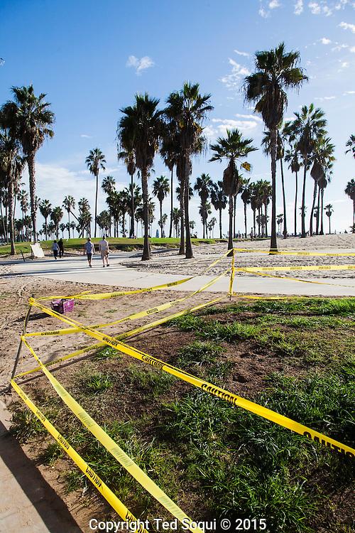 The boardwalk.<br /> Venice Beach story for LA Weekly