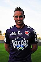 Lionel Cappone - 17.09.2014 - Photo officielle Laval - Ligue 2 2014/2015<br /> Photo : Philippe Le Brech / Icon Sport