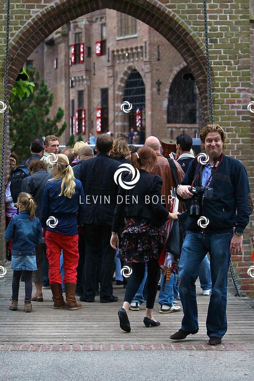 22-06-2011 STOCK; KASTEEL DE HAAR; KASTEEL DE HAAR; HAARZUILENS Kasteel de Haar is het grootste en meest luxueuze kasteel van Nederland. Op de foto Levin den Boer. Foto Andy Smulders / Persfoto.com