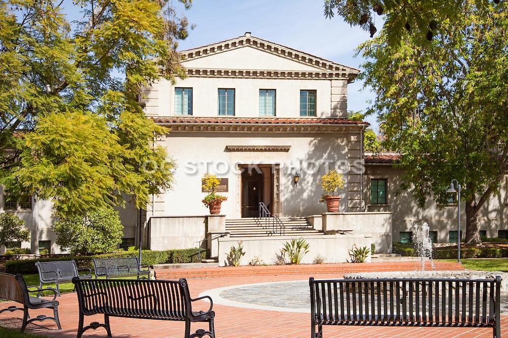 Harper Hall at Claremont Graduate University