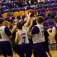 01-18-14 Berryville Youth Basketball Boys vs. Pea Ridge  Game 2