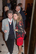 DUGGIE FIELDS; ASSIA ROSICA, Australia, Royal Academy of Arts Piccadilly. London. 17 September 2013