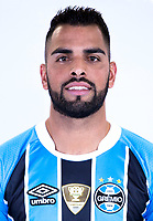 Brazilian Football League Serie A / <br /> ( Gremio Foot-Ball Porto Alegrense ) - <br /> Maicon Thiago Pereira de Souza