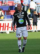 Stig Tøfting gjorde comeback for Randers FC.