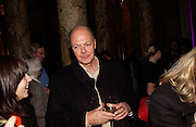 Nicholas Logsdail, Bill Brandt exhibition exhibition opening, V. & A. 22 March 2004. ONE TIME USE ONLY - DO NOT ARCHIVE  © Copyright Photograph by Dafydd Jones 66 Stockwell Park Rd. London SW9 0DA Tel 020 7733 0108 www.dafjones.com