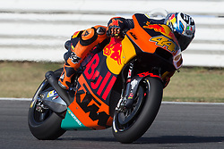 September 8, 2017 - Misano Adriatico, RN, Italy - Pol Espargaro of Red Bull KTM Factory Racing during the Free Practice 1 of the Tribul Mastercard Grand Prix of San Marino and Riviera di Rimini, at Misano World Circuit ''Marco Simoncelli'', on September 08, 2017 in Misano Adriatico, Italy  (Credit Image: © Danilo Di Giovanni/NurPhoto via ZUMA Press)