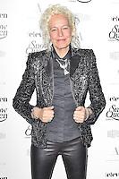 LONDON - December 18: Ellen Von Unwerth at the Snow Queen Vodka 2013 - Calendar Launch Party (Photo by Brett D. Cove)
