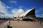 Australia, New South Wales, Sydney Opera House