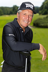 Golfing legend Gary Player, 84, at Wentworth Golf Club in Surrey. Wentworth, Surrey, July 05 2019.