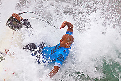 HUNTINGTON BEACH, California/USA (Sunday, August 8, 2010) - Nine-time ASP World Champion Kelly Slater at US Open of Surfing Semifinals Heat1