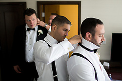 Marika Papas and Dean Chrostopher are married in Denver, Sunday, Aug. 31, 2014. www.jcedmonds.com