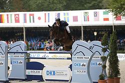 Goodin, Bruce, Cayenne<br /> Paderborn - Paderborn Challenge 2014<br /> Championat<br /> © www.sportfotos-lafrentz.de/ Stefan Lafrentz