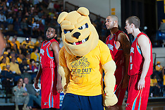 2013-14 A&T Men's Basketball vs Delaware State (ESPN-U)