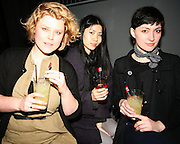 O2 Sparkling Vodka / Surface Magazine party at Blue Seats in New York City