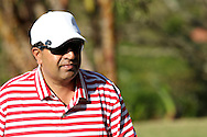 Venkat Vardhan during the Airtel CLT20 golf day held at Zimbali Country Estate outside Durban in Kwa Zulu Natal on the 23 September 2010..Photo by: Ron Gaunt/SPORTZPICS/CLT20