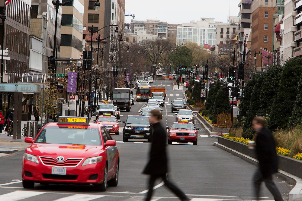 Traffic in Washington, DC