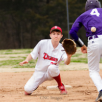 03-21-15 Berryville Baseball vs. Green Forest