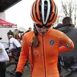 19-01-2020: Wielrennen: Wereldbeker Veldrijden: Nommay. Ilse Pluimers