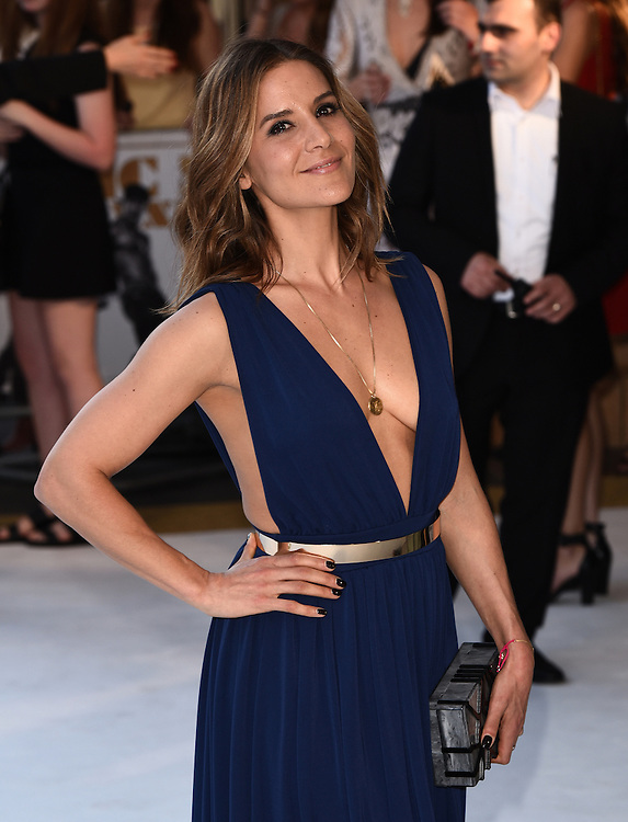 Amanda Byram attends Magic Mike XXL European Premiere at Vue West End, Leicester Square, London  on Tuesday 30 June 2015