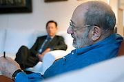 Umberto Eco e Mario Andreose, Milano dic.2015
