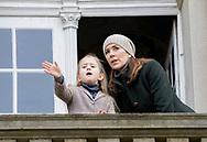 Copenhagen, 05-11-2017<br /> <br /> <br /> Crown Princess Mary attend the Hubertus Jagt with her 4 children<br /> <br /> <br /> <br /> <br /> Royalportraits Europe/Bernard Ruebsamen