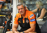 Daryl Powell (Coach) of Castleford Tigers during the Betfred Super League match at the Mend-A-Hose Jungle, Castleford<br /> Picture by Stephen Gaunt/Focus Images Ltd +447904 833202<br /> 08/07/2018