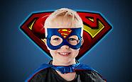 171018 George Superheroes