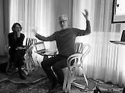 CAROLINE ROUX, MARTIN BOYCE, GEMS AND LADDERS London Launch & Artist's Talk, 11 Mansfield Street, London. 24 November 2016