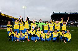 Saturday club team - Mandatory by-line: Dougie Allward/JMP - 07/12/2019 - FOOTBALL - Memorial Stadium - Bristol, England - Bristol Rovers v Southend United - Sky Bet League One