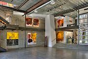 Gebert, Contemporary Art Gallery, Abbot Kinney Blvd,. in the heart of Venice, CA. High dynamic range imaging (HDRI or HDR)