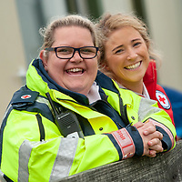 "REPRO FREE<br /> Philomena Calnan, Clonakilty Red Cross and Alice O'Sullivan, Kinsale Red Cross helping out at the 2018 Heineken Kinsale 7s this weekend.<br /> Picture. John Allen<br /> <br /> *** PRESS RELEASE *** <br /> Sunday 6th May 2018<br /> <br />  PROJECX WATERBOYS WIN 2018 HEINEKEN KINSALE 7s<br /> Projecx Waterboys from Scotland were crowned 2018 Heineken Kinsale 7s Champions for the second year in a row, defeating Speranza22 by 36-12. Railway Union won the Hayes Caravan Services Women's Trophy beating WRR Ravens 22-7 and King Prawns won the Men's Open competition, beating Session Motts 36-0. <br /> Celebrating its 30th anniversary this year, the Heineken Kinsale 7s is Ireland's largest rugby 7s tournament and builds on its success each year. Over 60 teams and supporters enjoyed great running rugby and the huge festival atmosphere in Kinsale RFC and in the town over the May Bank Holiday weekend.<br /> Competition<br /> Winner<br /> Runner-Up<br /> Men's Elite Champions<br /> Projecx Waterboys<br /> Speranza 22<br /> Men's Elite Plate<br /> Camarthen Warriors<br /> CLIC Sargent Godfathers<br /> Men's Open Champions<br /> King Prawns<br /> Session Motts<br /> Men's Social Competion<br /> Dirty Basturds<br /> Carley's Angels<br /> Men's Open Plate<br /> DISCO Balls<br /> Kinsale RFC<br /> Men's Social Plate Competition<br /> Brick Lane's Green Bananas<br /> Fat Spartans<br /> Hayes Caravan Services Women's Open Cup<br /> Railway Union RFC<br /> WRR Ravens<br /> Women's Social Comp<br /> Capsized!<br /> Pink Ladies <br /> Women's Open Plate Competition<br /> Olorun Ponty Butchers<br /> Irish Rugby Institute<br /> <br /> <br /> Pat Maher, Event and Sponsorship Manager, Heineken Ireland said: ""We are delighted to continue our support and sponsorship of the Heineken Kinsale 7s and look forward to celebrating the 30th Anniversary in Kinsale with top-quality competitive rugby. We thank everyone involved in Kinsale RFC for their foresight, courage and wisdom to stage a 7s tournament all those years ago.<br /> ""The continued dedication of the club members to successfully organise this event, now in its 30th year is unrivalled in sport in Ireland. They have grown participation in the event"
