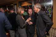 JEMIMA KHAN; MATTHEW FREUD; TONY BLAIR, Chinese New Year dinner given by Sir David Tang. China Tang. Park Lane. London. 4 February 2013.
