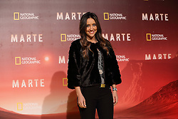 November 8, 2016 - Roma, RM, Italy - Italian actress Ilenia Lazzarin during Red Carpet of the premier of Mars, the largest production ever made by National Geographic  (Credit Image: © Matteo Nardone/Pacific Press via ZUMA Wire)
