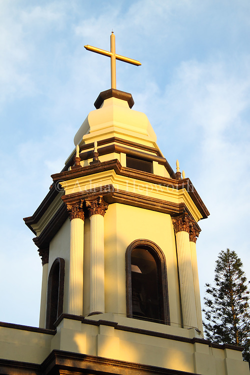Alajuela Cathedral, Alajuela, Costa Rica.<br />