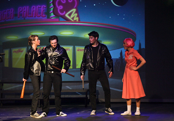 Grease 2012
