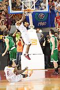 DESCRIZIONE : Roma Lega A 2012-2013 Acea Roma Montepaschi Siena finale gara 5<br /> GIOCATORE : Lawal Gani<br /> CATEGORIA : tiro controcampo schiacciata<br /> SQUADRA : Acea Roma<br /> EVENTO : Campionato Lega A 2012-2013 playoff finale gara 5<br /> GARA : Acea Roma Montepaschi Siena<br /> DATA : 19/06/2013<br /> SPORT : Pallacanestro <br /> AUTORE : Agenzia Ciamillo-Castoria/M.Simoni<br /> Galleria : Lega Basket A 2012-2013  <br /> Fotonotizia : Roma Lega A 2012-2013 Acea Roma Montepaschi Siena playoff finale gara 5<br /> Predefinita :