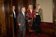 SIR IAN HOLM; SOPHIE DE STEMPEL, The World Premiere of Young Victoria in aid of Children in Crisis and St. John Ambulance. Odeon Leicesgter Sq. and afterwards at Kensington Palace. 3 March 2009 *** Local Caption *** -DO NOT ARCHIVE -Copyright Photograph by Dafydd Jones. 248 Clapham Rd. London SW9 0PZ. Tel 0207 820 0771. www.dafjones.com<br /> SIR IAN HOLM; SOPHIE DE STEMPEL, The World Premiere of Young Victoria in aid of Children in Crisis and St. John Ambulance. Odeon Leicesgter Sq. and afterwards at Kensington Palace. 3 March 2009