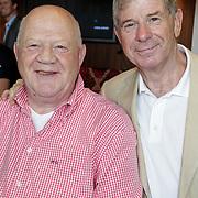 NLD/Ridderkerk/20120628 - Presentatie blad Helden 14, Frits Barend en broer Bert