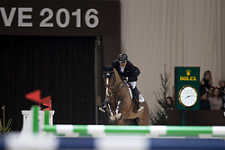 Lamaze Eric, CAN, Fine Lady 5<br /> Final Top 10 Rolex IJRC<br /> CHI de Genève 2016<br /> © Hippo Foto - Dirk Caremans<br /> 09/12/2016