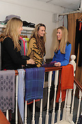 BRYONY DANIELS; EMILY LOPES, The Space, Pop-up shop, Austique, 330 Kings Road, London, 13 February 2013.
