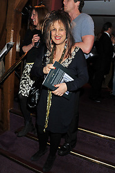 Fashion designer ELIZABETH EMANUEL at the Russian Ballet Icons Gala & Dinner dedicated to Anna Pavlova held at the The London Coliseum 33-35 St.Martin's Lane, London on 4th March 2012.