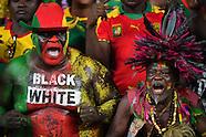CAN - Cameroun Vs Gabon - Libreville