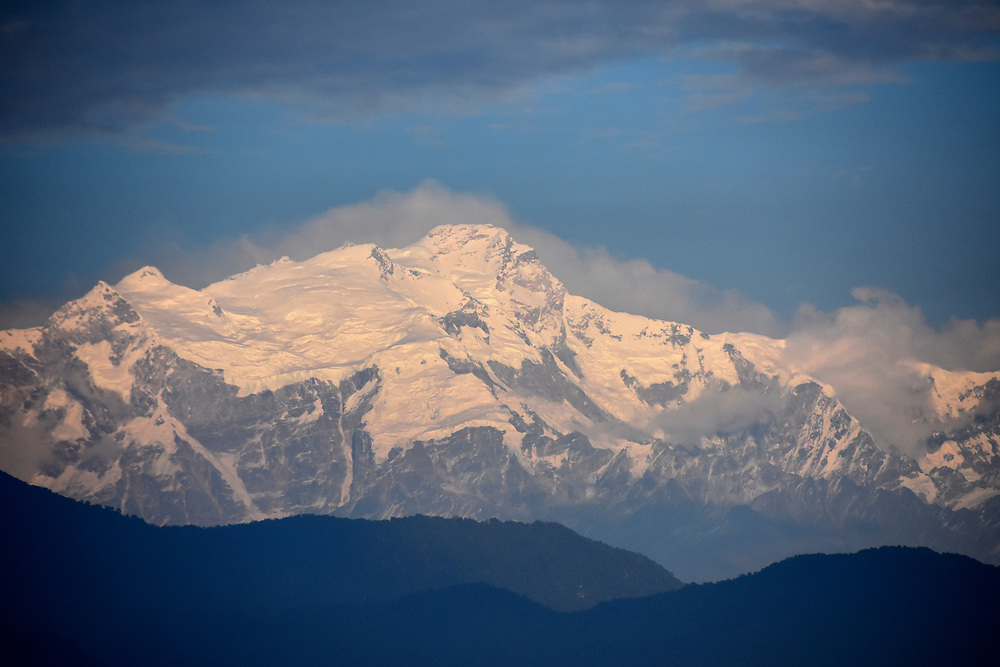 Mountains of Pokhara, Nepal