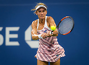 Lesia Tsurenko of the Ukraine in action during the second round at the 2018 US Open Grand Slam tennis tournament, at Billie Jean King National Tennis Center in Flushing Meadow, New York, USA, August 30th 2018, Photo Rob Prange / SpainProSportsImages / DPPI / ProSportsImages / DPPI
