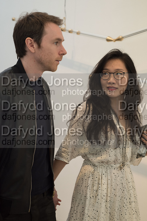 BEN TYERS; YUXI YAN, Mollie Dent-Brocklehurst and Mark Davy host an evening in celebration of Future/Pace. London SW6, May 22 2018