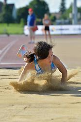06/08/2017; Paciolla, Margherita, T13, ITA at 2017 World Para Athletics Junior Championships, Nottwil, Switzerland