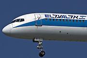 El Al Boeing Jet