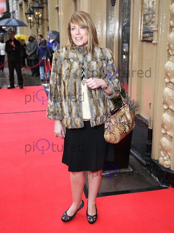 Fay Ripley Tesco Magazine Mum Of The Year, The Waldorf Hilton Hotel, London, UK, 27 February 2011:  Contact: Ian@Piqtured.com +44(0)791 626 2580 (Picture by Richard Goldschmidt)