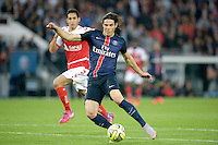 But Edinson Cavani - 23.05.2015 - Paris Saint Germain / Reims - 38e journee Ligue 1<br />