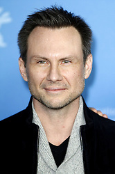 61036834<br /> Christian Slater during the Nymphomaniac Volume I press conference at the 64th Berlin International Film Festival / Berlinale 2014, Berlin, Germany, Sunday, 9th February 2014. Picture by  imago / i-Images<br /> UK ONLY